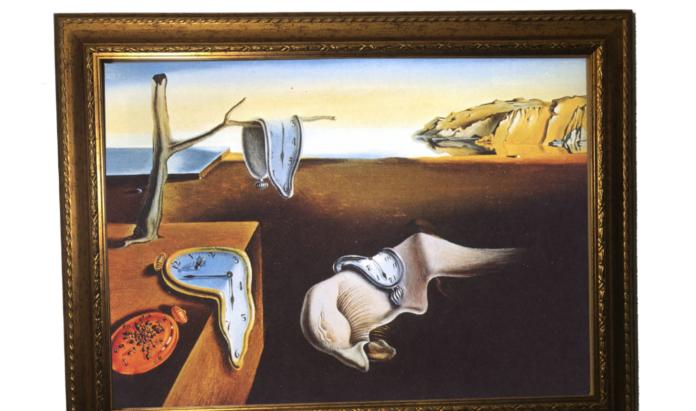 tablou canvas pictat